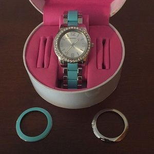 Interchangeable Face Ladies watch